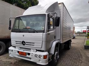 Mercedes-benz Mb 1215-c - 2000 - Baú