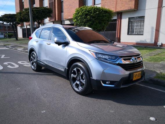 Honda Cr V Exlt 2019 Full Equipo