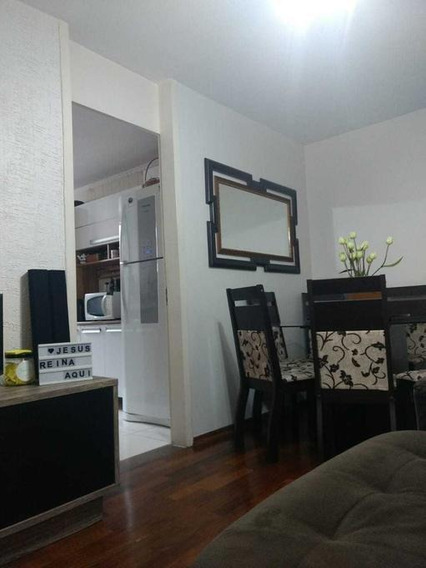 Apartamento Em São José, São Caetano Do Sul/sp De 52m² 2 Quartos À Venda Por R$ 265.000,00 - Ap599875
