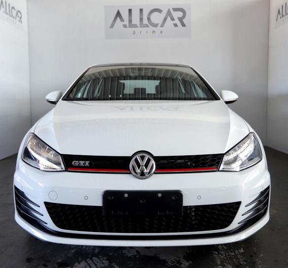 Volkswagen Golf 2.0 Tsi Gti Branco 2016/17