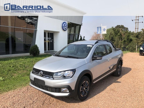 Volkswagen Saveiro Cross 2021 0km - Barriola
