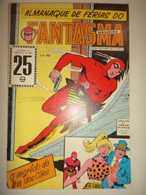 Almanaque De Ferias Do Fantasma 1966 Editora Rge Excelente
