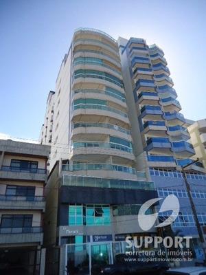 Apartamento Na Praia Do Morro Em Guarapari. - V-340