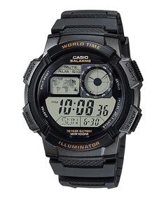 Relógio Masculino Casio Ae-1000w-1avcf Original