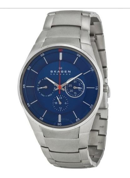 Relógio Skagen, Masculino, Skw 6137, 40 Milímetros.
