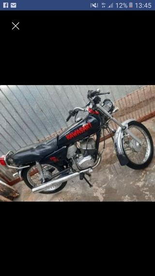 Kawasaki Kh100 El