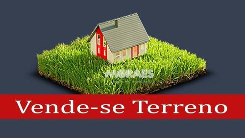 Terreno À Venda, 450 M² Por R$ 200.000,00 - Residencial Village Campo Novo - Bauru/sp - Te0372