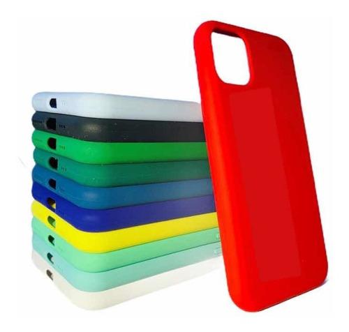 Estuche Forro Silicone Case Para Samsung A71