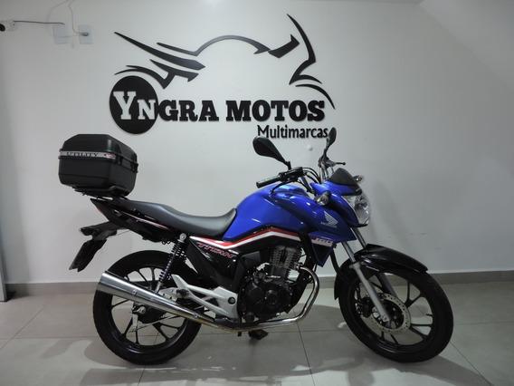 Honda Cg 160 Titan Flex 2020 Nova