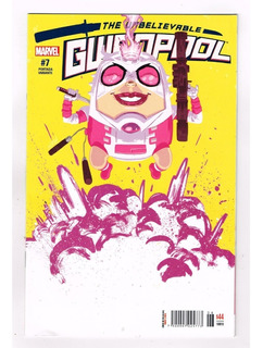 The Unbelievable Gwenpool # 7 - Variante 2 - Televisa