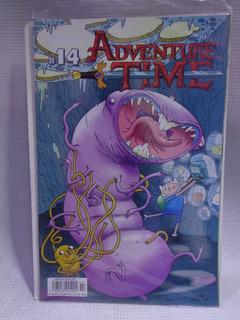Hora De Aventura Adventure Time Vol.14 Kamite México 2016