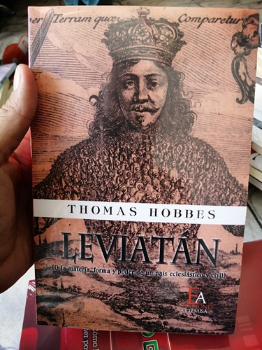 Leviatan De Hobbes
