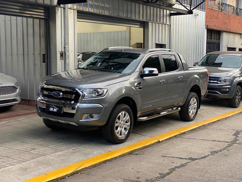 Ford Ranger 3.2 Cd Limited Tdci 200cv At // 2017 - 103.000km