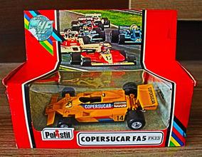 Miniatura 1/32 Copersucar Fittipaldi F A 5 1978