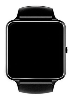 Smartwatch Bleck Be Watch, Touch, Bluetooth 4.0, Android/ios