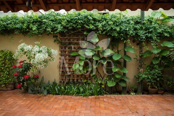 Venda De Casa Modelo Mariana Com 3 Quartos, Imóvel Rico Em Planejados, Em Condomínio No Villa Flora Em Sumaré Sp - Ca00689 - 34113342