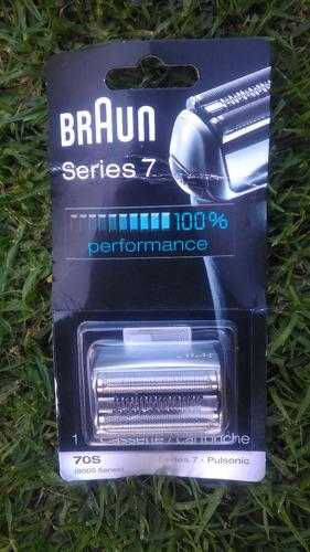 Afeitadora Cabeza Cuchilla Afeitadora Braun Philips Samsung
