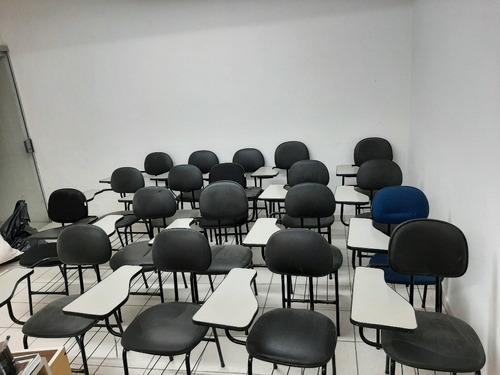 Imagem 1 de 5 de Cadeiras Universitárias R$30 Cada