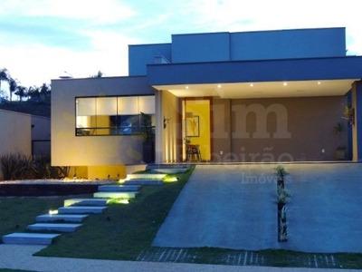 Vendo Casa Em Ribeirão Preto. Condomínio Alphaville I. Agende Sua Visita. (16) 3235 8388 - Cc00700 - 4793450