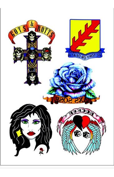 Tatuagens Guns N Roses