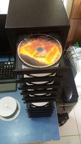 Gravadora Para 10 Cds Ou Dvds