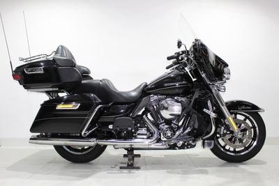 Harley Davidson Electra Glide Ultra Limited 2014 Preta