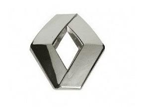 Emblema Insignia Rombo Porton Trasero Sandero