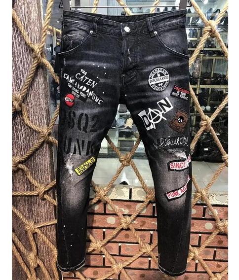 Jeans Dsquared2 Parch