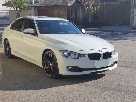Bmw Serie 3 2.0 Luxury Aut. 4p 2012