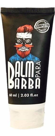20 Balm P/ Barba 60ml C/ Protetor Solar Limye Barber Shop