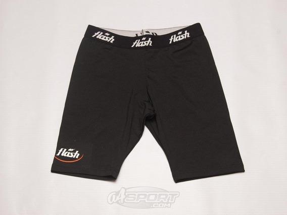 Calza Spandex Flash Negro