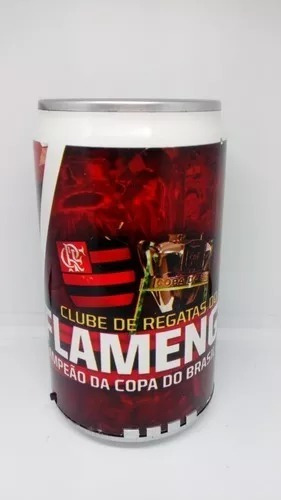 Kit Com 4 Caixas De Som Do Flamengo