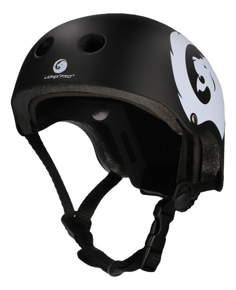 Casco Lionix Pro Ciclismo Negro