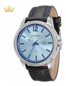 Relógio Mondaine Masculino 94980g0mvnh1 Com Nf