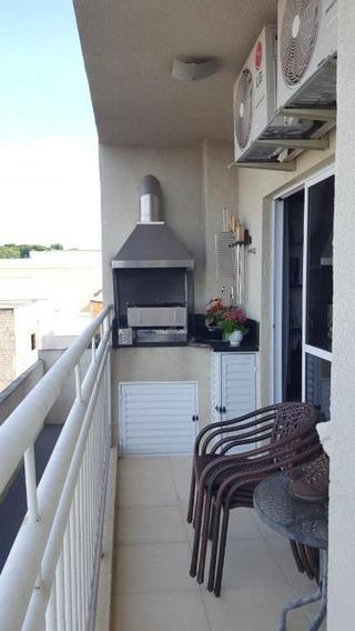 Apartamento Em Jardim Europa, Jaguariúna/sp De 76m² 2 Quartos À Venda Por R$ 350.000,00 - Ap569262