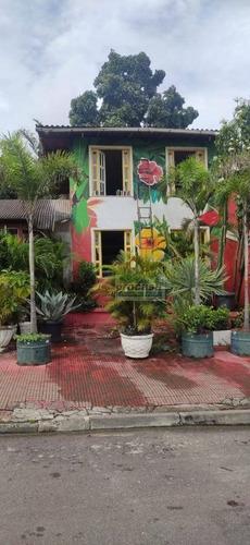 Casa Para Alugar, 150 M² Por R$ 6.000,00/mês - Flores - Manaus/am - Ca3999
