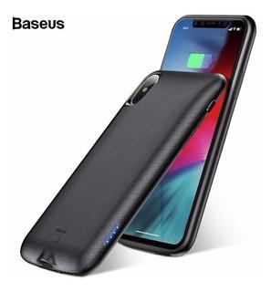 Power Case Batería Externa 4000 Mah iPhone X & Xs Baseus