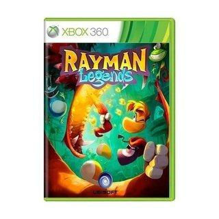 Rayman Legends Xbox 360   Mídia Física Original