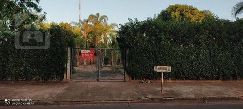 Imagem 1 de 11 de Terreno À Venda, 1200 M² Por R$ 220.000,00 - Petit-trianon - Araçatuba/sp - Te0125