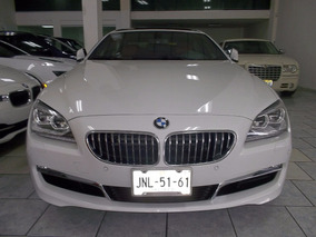 Bmw Serie 6 4.4 650ia Grand Coupe At 2014