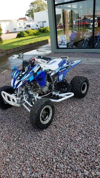 Cuatriciclo Yamaha Raptor 250