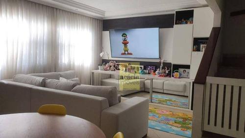 Imagem 1 de 25 de Sobrado Com 3 Dormitórios À Venda, 127 M² Por R$ 583.000,00 - Conjunto Residencial Vista Verde - São Paulo/sp - So2850