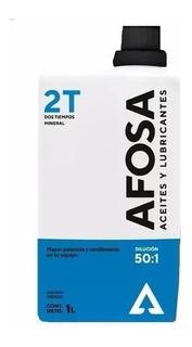 Aceite Afosa A2t-1 2 Tiempos 1 Litro