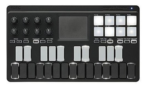 Imagen 1 de 6 de Controlador De Teclado Midi Usb - Bluetooth