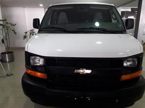 Chevrolet Express Van 4p Ls V8/6.0 Aut 12/pas Cd