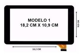 Tela Touch Lente Tablet How Max Quad A0011-c A0011c + Fita