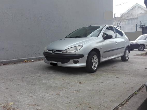 Peugeot 206 1.9 Xrd Premium Año 2007