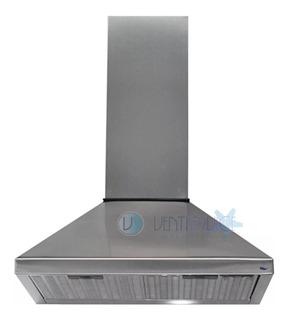 Campana Cocina Acero 60 Cm Motor 1000 M3/h Led Envio Gratis