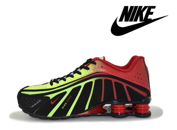 Tenis Masculino Nike Sxhox R4 Neymar Promoção Lançamento 60%