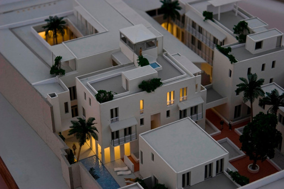 Apartamentos De 1 Y 2 Habitaciones De Lujo Zona Colonial